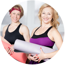 Over 50s Pilates Classes