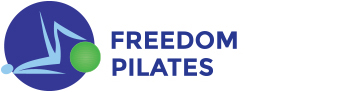 Freedom Pilates and Superfoods Logo
